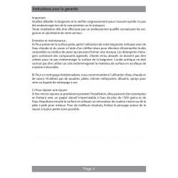 Îlot BOHÈME - notice