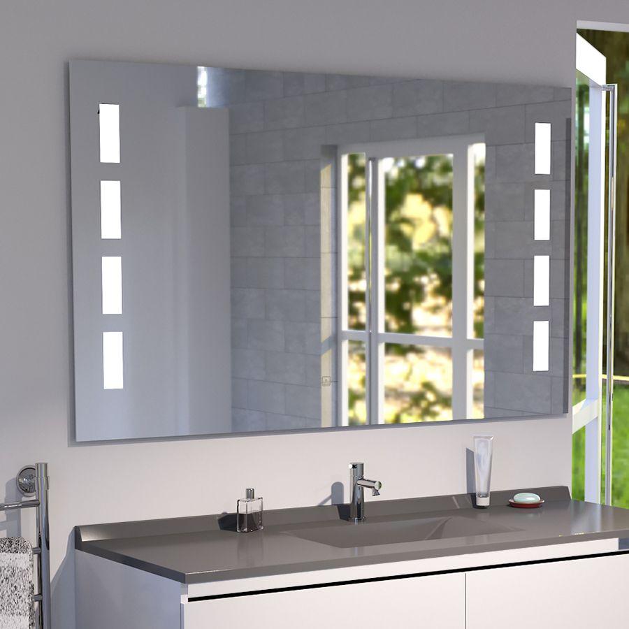 Salle de bain high-tech et ses gadgets - Meuble teck de salle de
