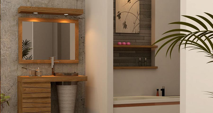 salle de bain kayumanis